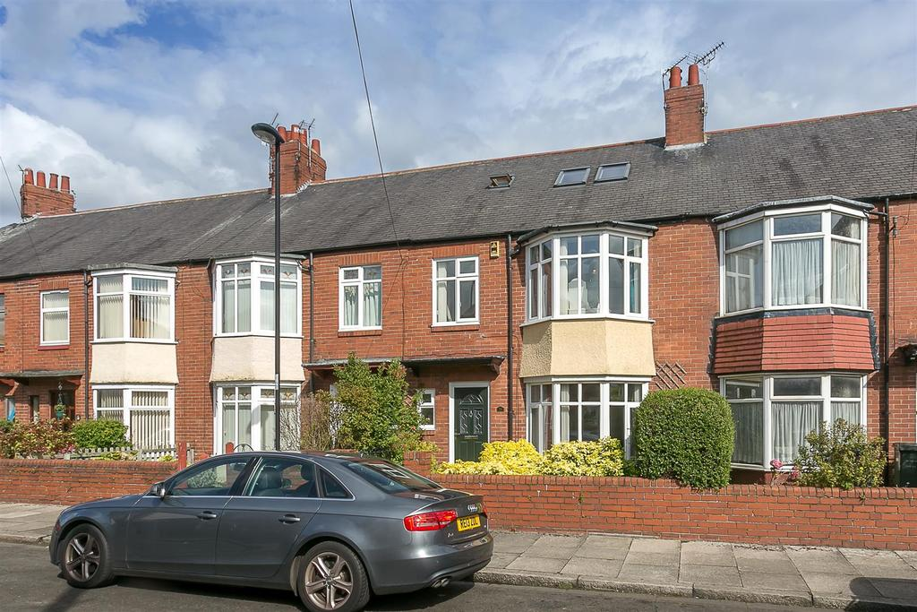 4 Bedrooms Terraced House for sale in Bath Terrace, Newcastle Upon Tyne