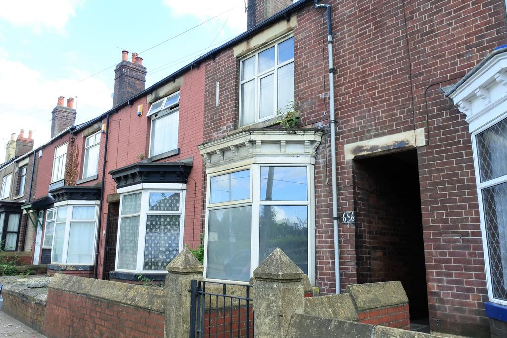 4 Bedrooms Terraced House for rent in City Road, Sheffield S2