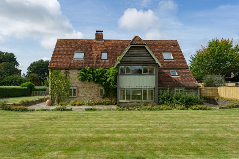 4 Bedrooms Detached House for sale in Middle Barn, Bullockspit Lane, Longworth, Abingdon