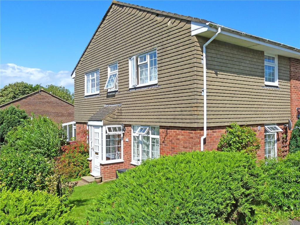 4 Bedrooms End Of Terrace House for sale in Dunvan Close, Lewes, East Sussex, BN7