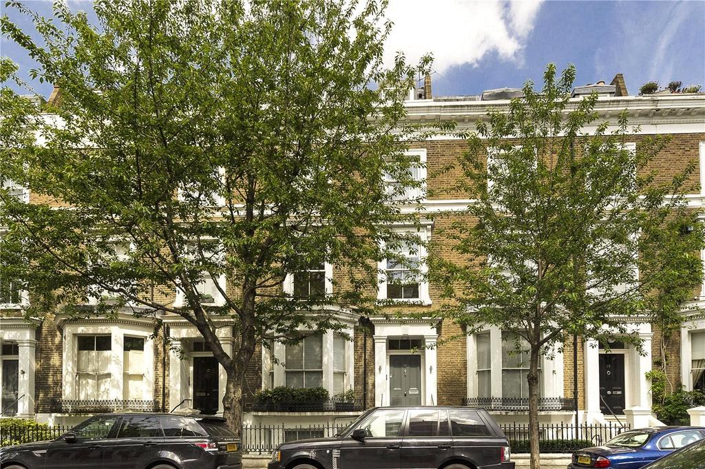 2 Bedrooms Flat for sale in Upper Addison Gardens, Kensington, London, W14
