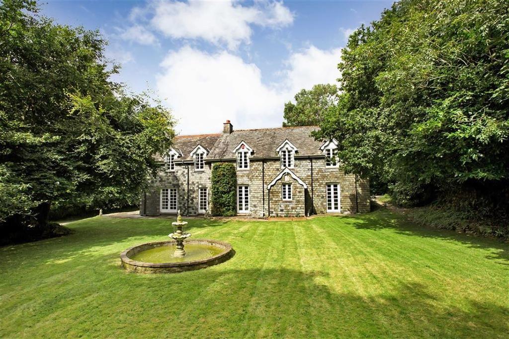 6 Bedrooms Detached House for sale in Browney Cross, Shaugh Prior, Devon, PL7