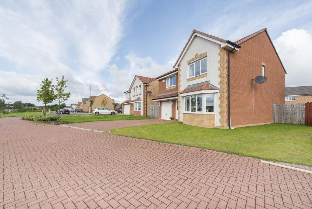 4 Bedrooms Detached Villa House for sale in 3 Hannah Gardens, Bishopbriggs, Glasgow, G641GW