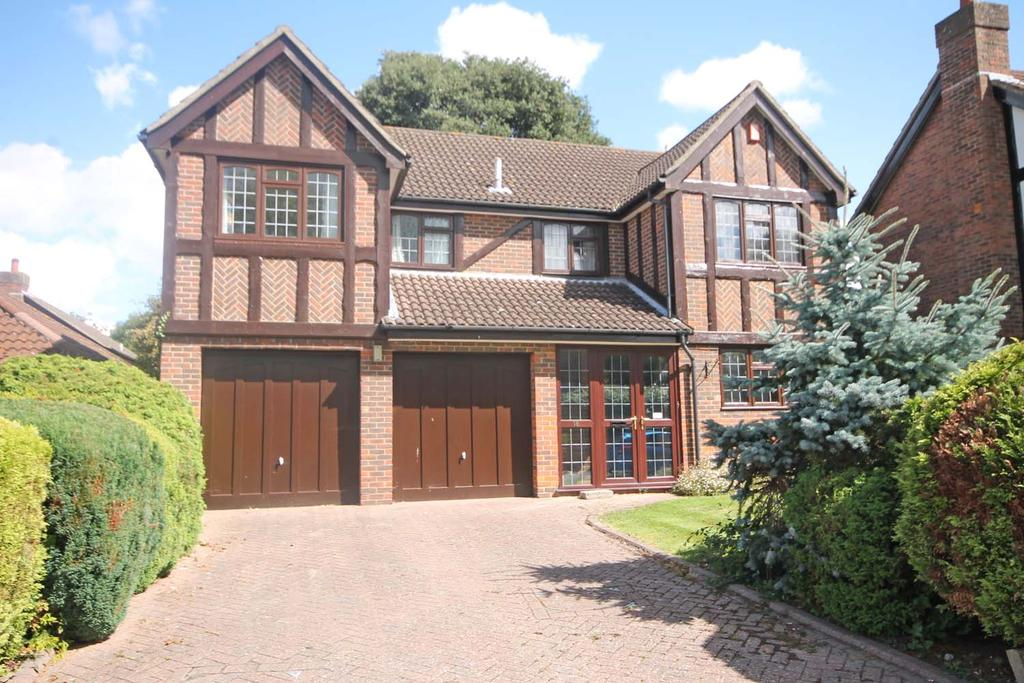 5 Bedrooms Detached House for sale in Ilex Crescent, Locks Heath SO31