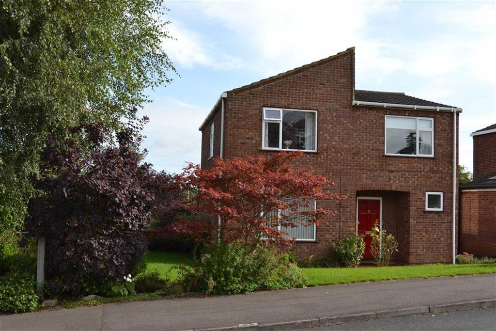 4 Bedrooms Detached House for sale in The Heights, Market Harborough, Leicestershire