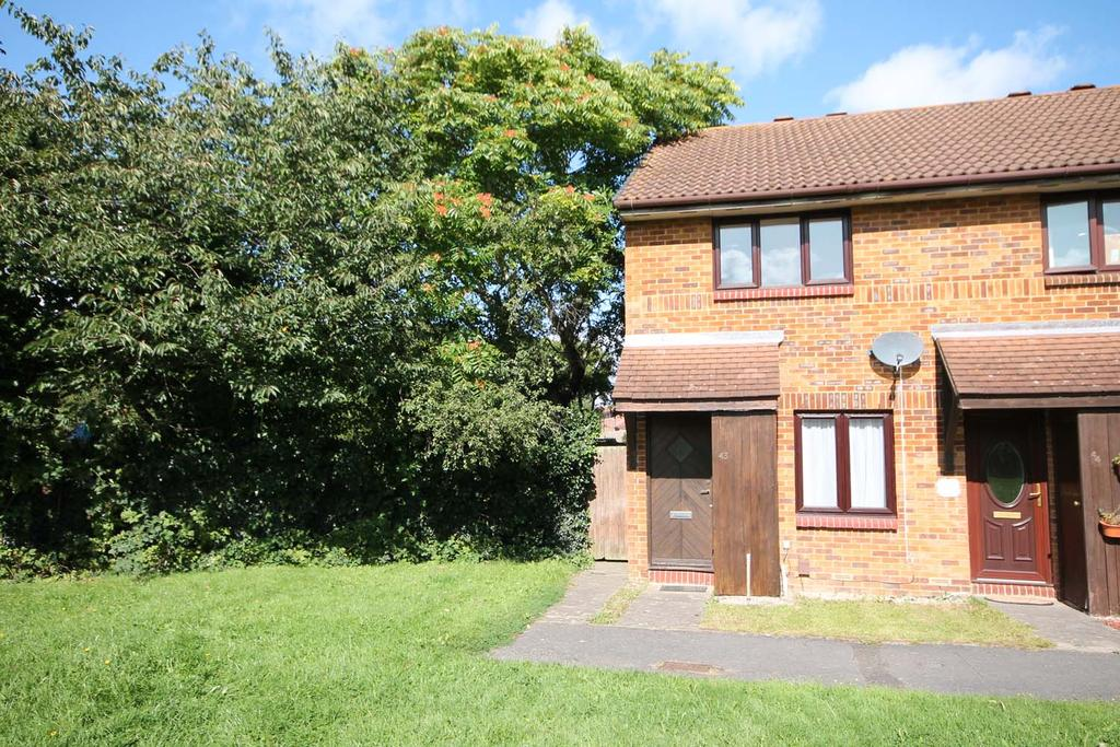 2 Bedrooms End Of Terrace House for sale in Pimpernel Close, Locks Heath, Southampton SO31