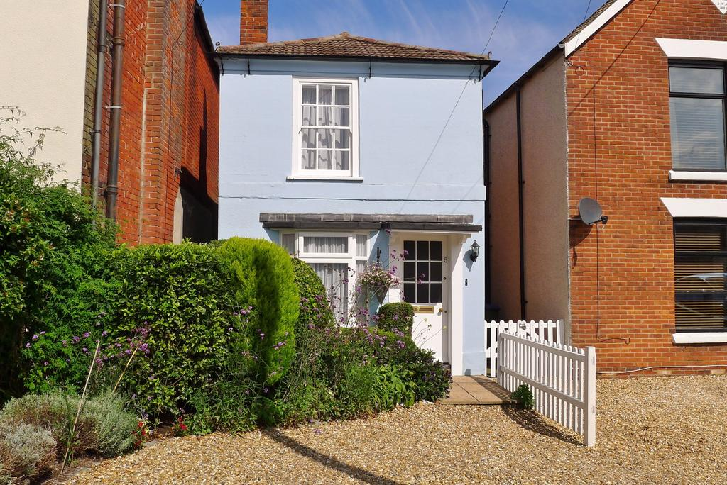 2 Bedrooms Detached House for sale in MALTHOUSE LANE, FAREHAM