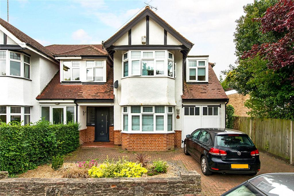 4 Bedrooms Semi Detached House for sale in Rofant Road, Northwood, Middlesex, HA6