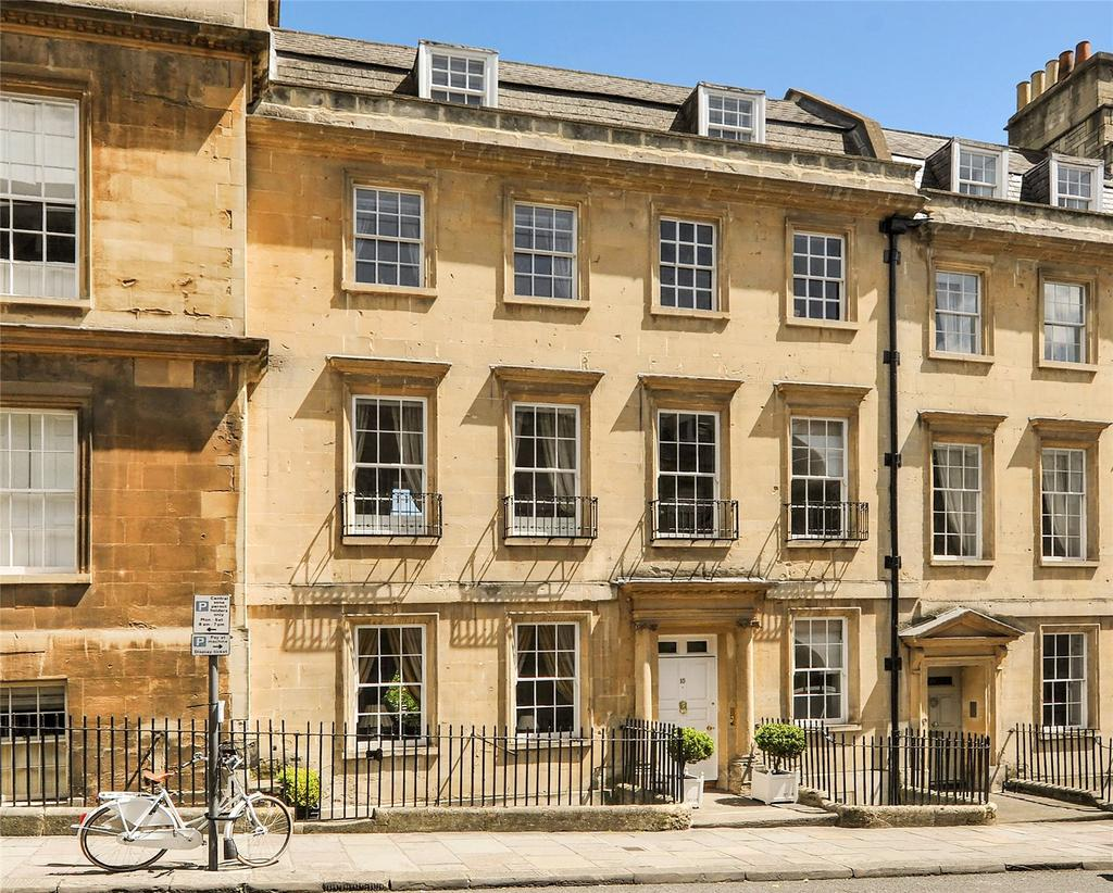 6 Bedrooms Terraced House for sale in Gay Street, Bath, BA1