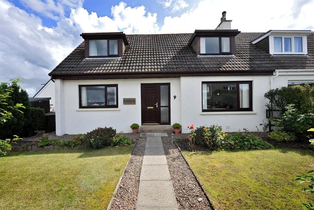 3 Bedrooms Semi Detached House for sale in 9 Castleton Of Blairfindy, Glenlivet, Ballindalloch, Moray, AB37