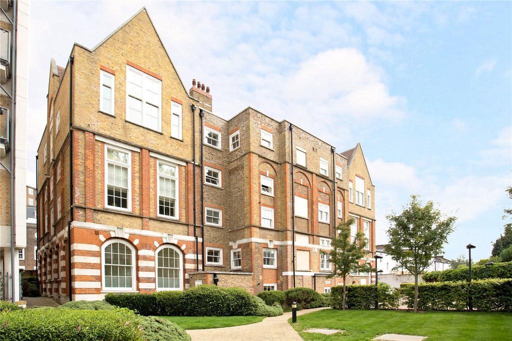 2 Bedrooms Flat for sale in Chaplin House, 55 Shepperton Road, London, N1