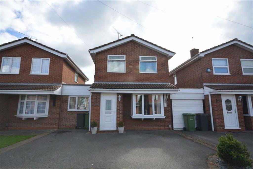 3 Bedrooms Detached House for sale in Newdigate Road, Bedworth