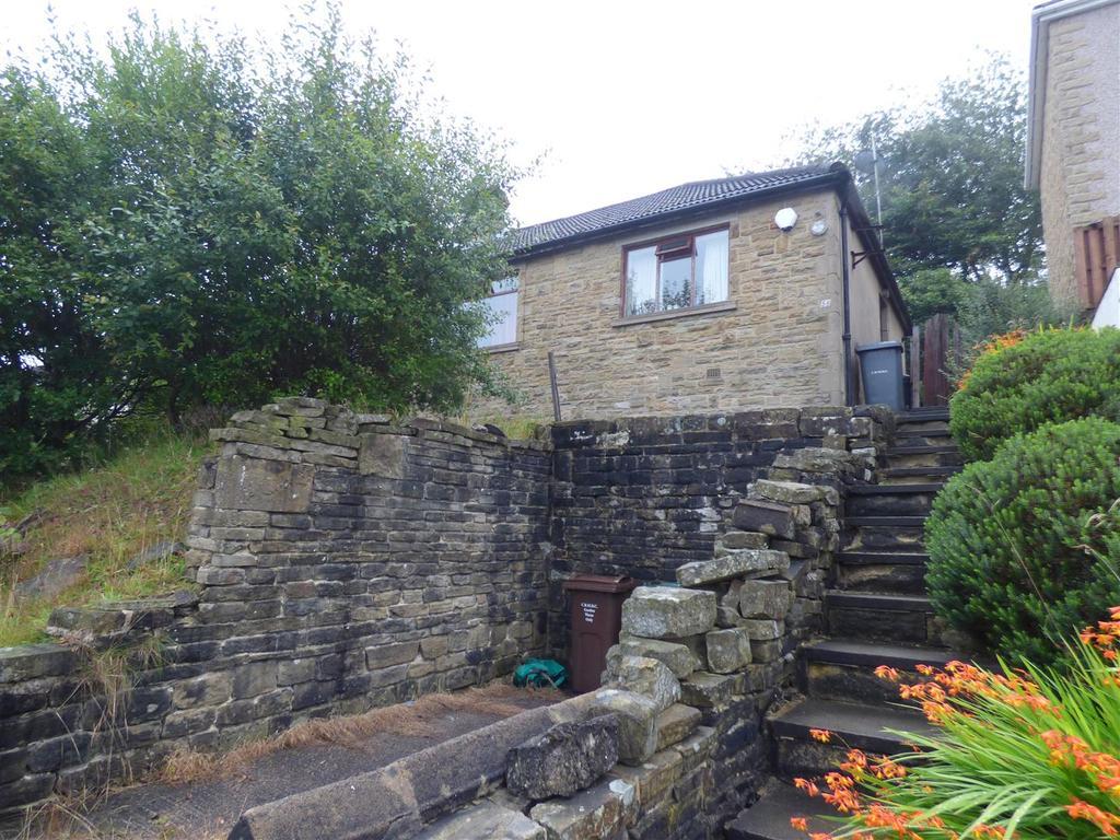2 Bedrooms Semi Detached Bungalow for sale in Ascot Drive, Horton Bank, Bradford, BD7 4NN