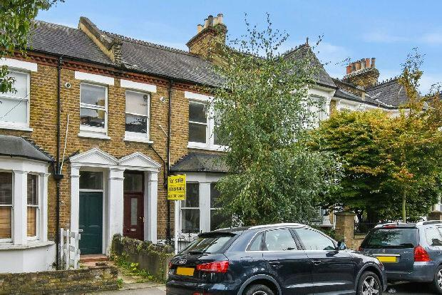 5 Bedrooms Terraced House for sale in DRESDEN ROAD Whitehall Park N19 3BE