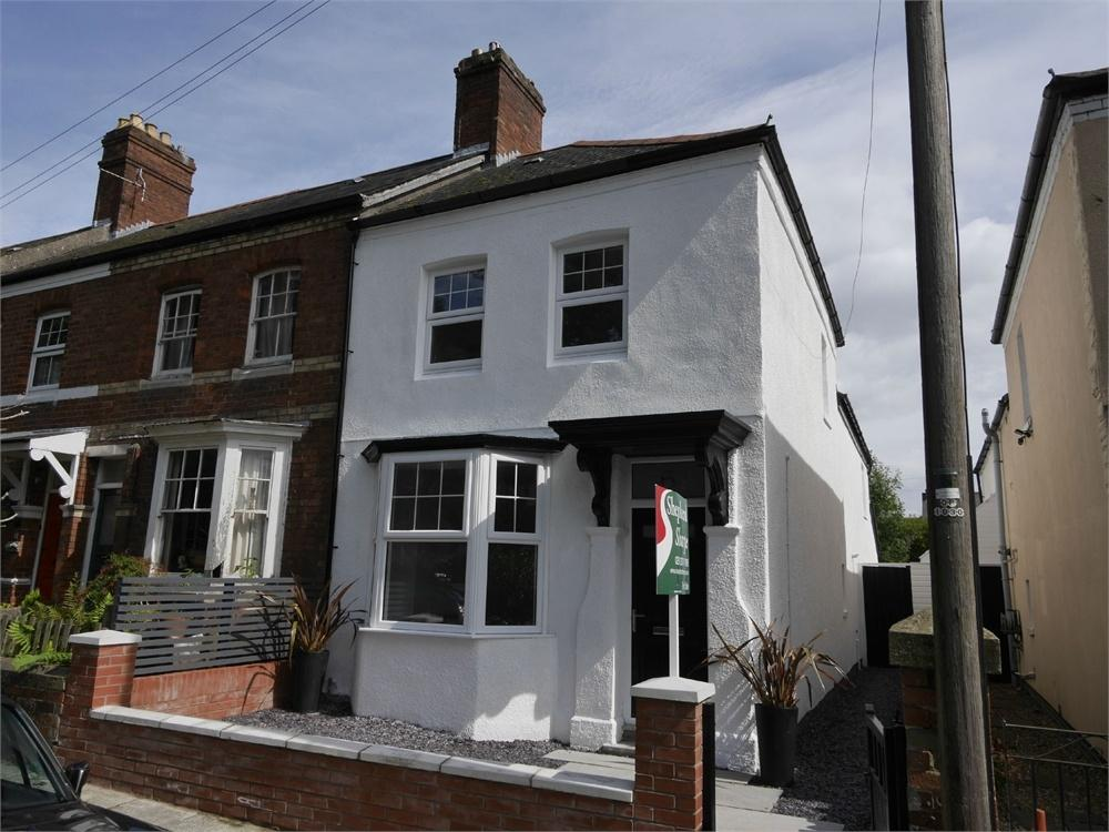 3 Bedrooms End Of Terrace House for sale in Sully Terrace, Penarth