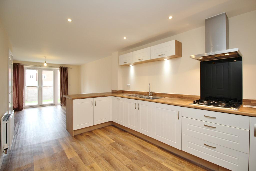 3 Bedrooms Town House for sale in In the new Strawberry Fields development