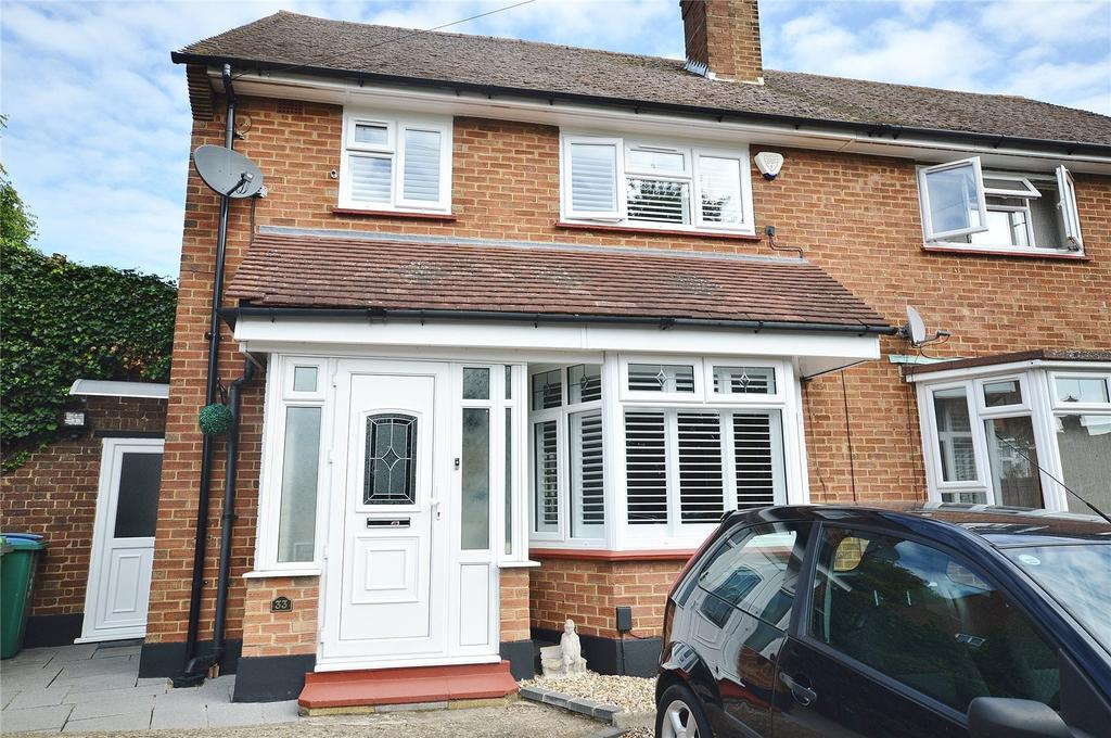 3 Bedrooms Semi Detached House for sale in Hope Green, Garston, Hertfordshire, WD25