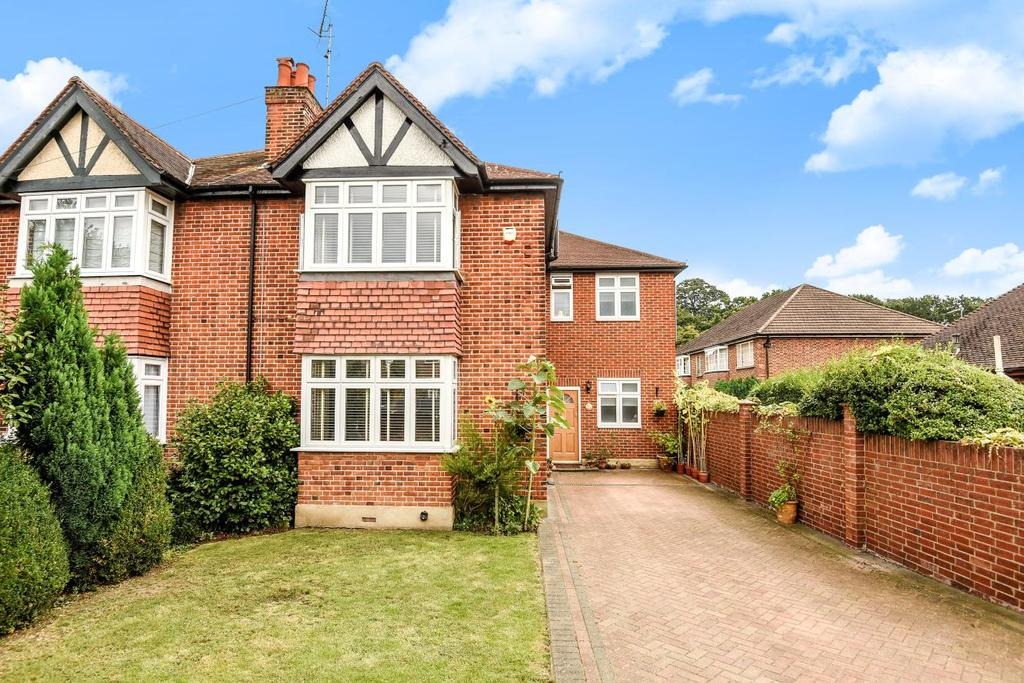 4 Bedrooms Semi Detached House for sale in Park Road, Kingston upon Thames