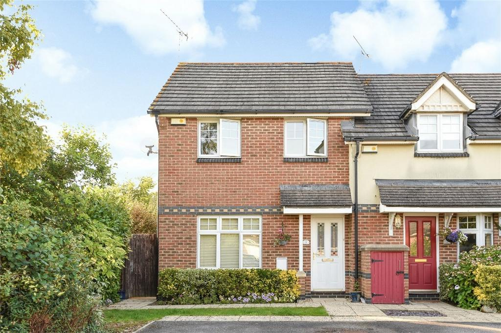 3 Bedrooms End Of Terrace House for sale in Chandler's Ford, Hampshire