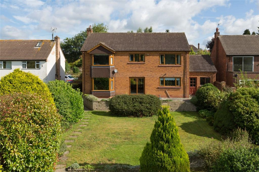 3 Bedrooms Detached House for sale in Lyndon House, Burway Lane, Ludlow, Shropshire