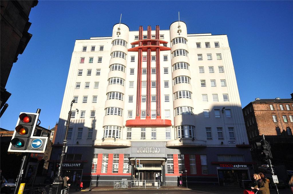 1 Bedroom Flat for sale in Flat 0/2,, 460 Sauchiehall Street, The Beresford Building, Glasgow, G2