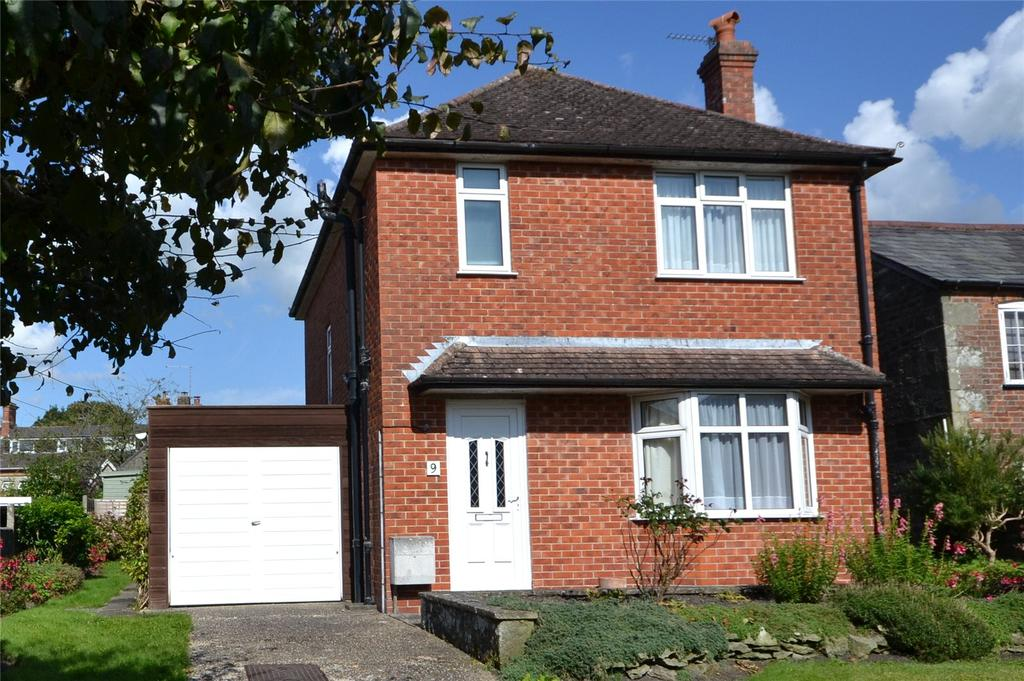 3 Bedrooms Detached House for sale in Haimes Lane, Shaftesbury, Dorset, SP7