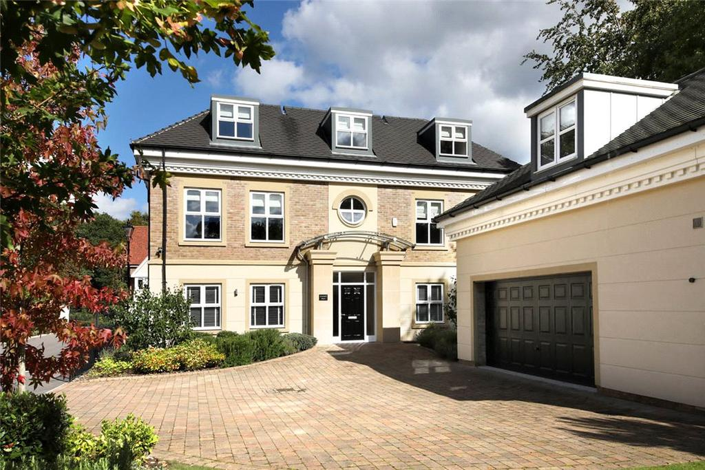 7 Bedrooms Detached House for sale in Charters Road, Sunningdale, Ascot, Berkshire, SL5
