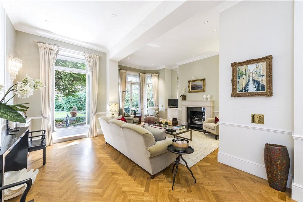 2 Bedrooms Flat for sale in Sloane Gardens, Chelsea, London, SW1W
