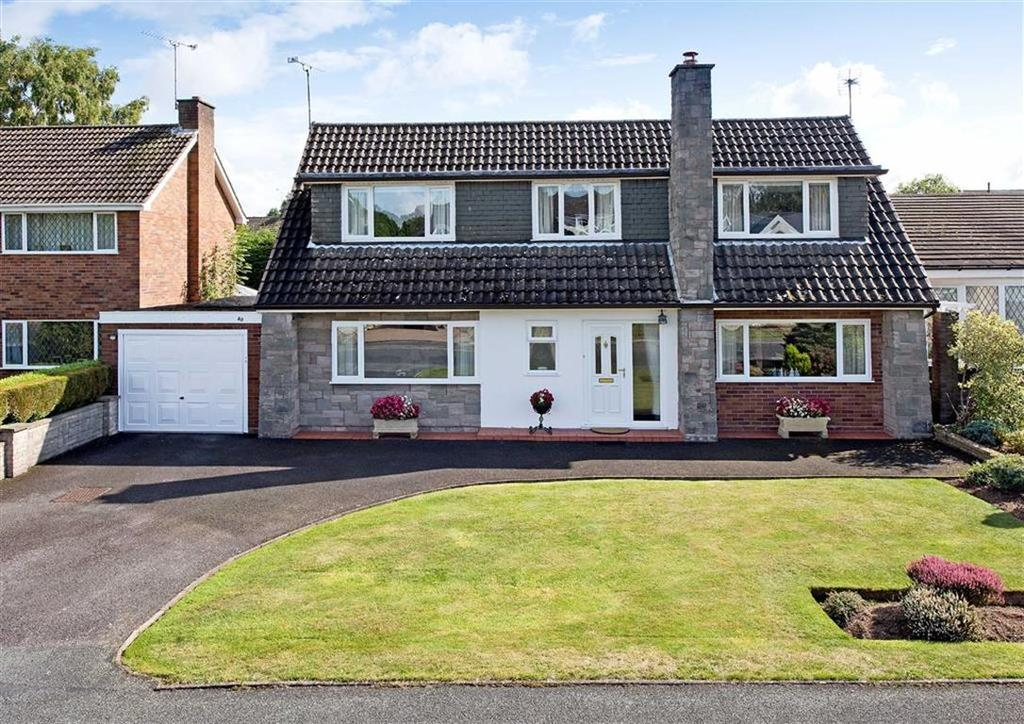 4 Bedrooms Detached House for sale in 40, Cranmere Avenue, Tettenhall, Wolverhampton, West Midlands, WV6