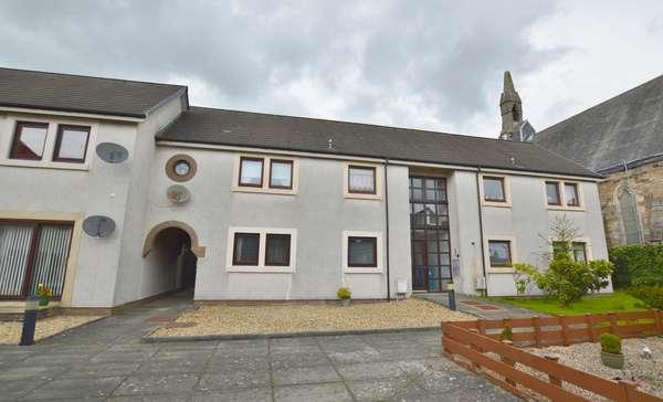 1 Bedroom Flat for sale in 6 Manse Court, Kilwinning, KA13 6ED