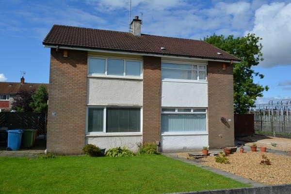 2 Bedrooms Semi-detached Villa House for sale in 22 Shieldaig Road, Glasgow, G22 7PN