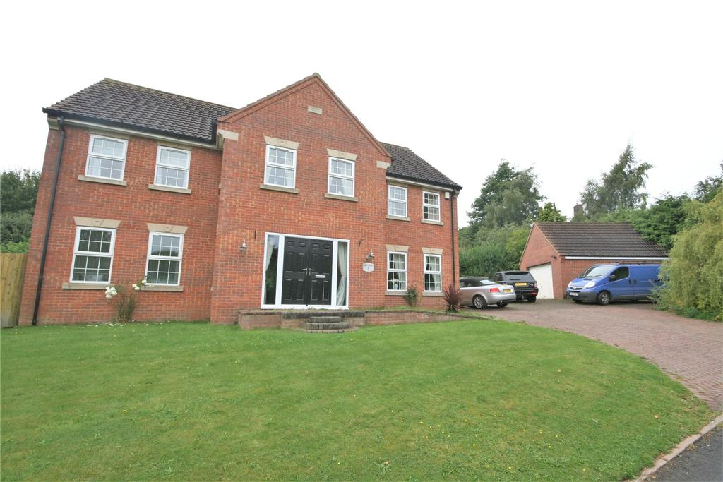 5 Bedrooms Detached House for sale in York Road, Brookenby, LN8