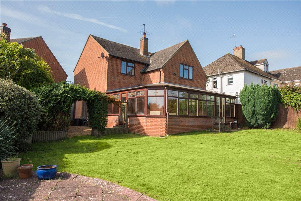 3 Bedrooms Detached House for sale in Mere Road, Finmere, Oxfordshire