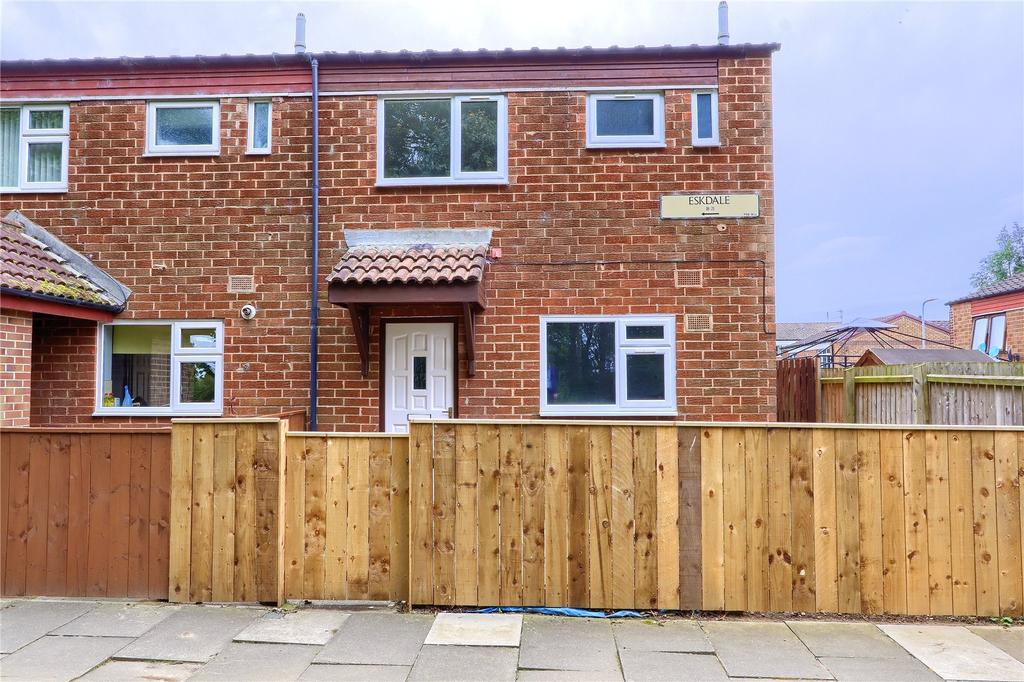 3 Bedrooms End Of Terrace House for sale in Eskdale, Hemlington