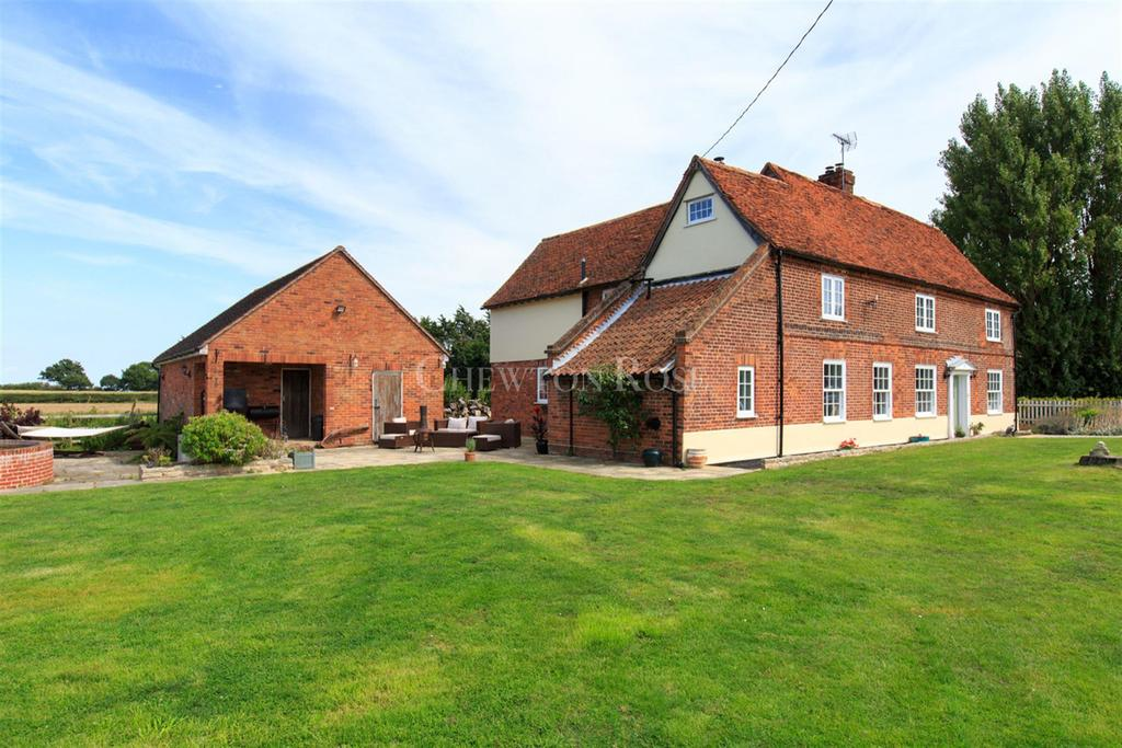 5 Bedrooms Detached House for sale in Thorpe-le-Soken