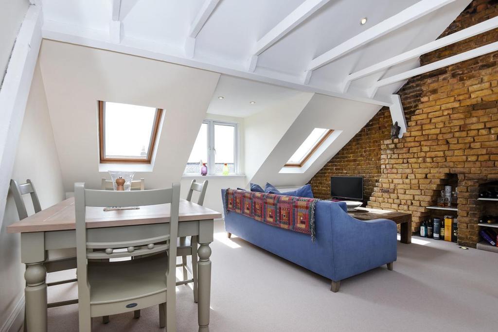 2 Bedrooms Flat for sale in Felsham Road, Putney