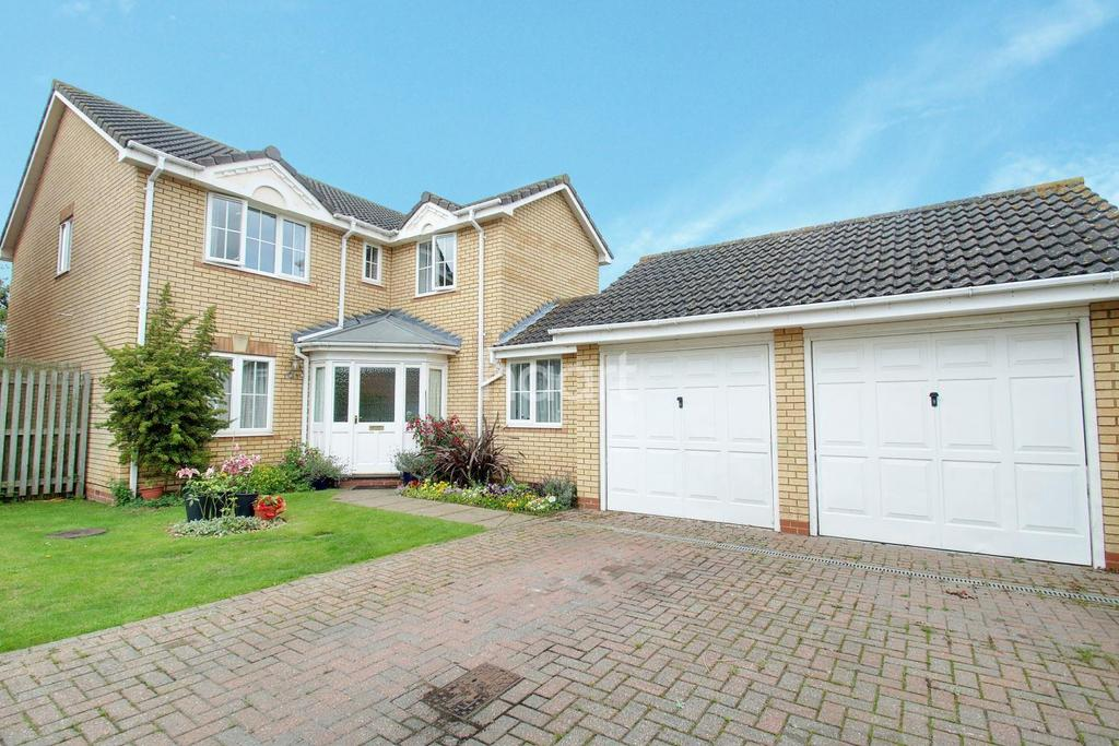 4 Bedrooms Detached House for sale in Moat Way, Swavesey