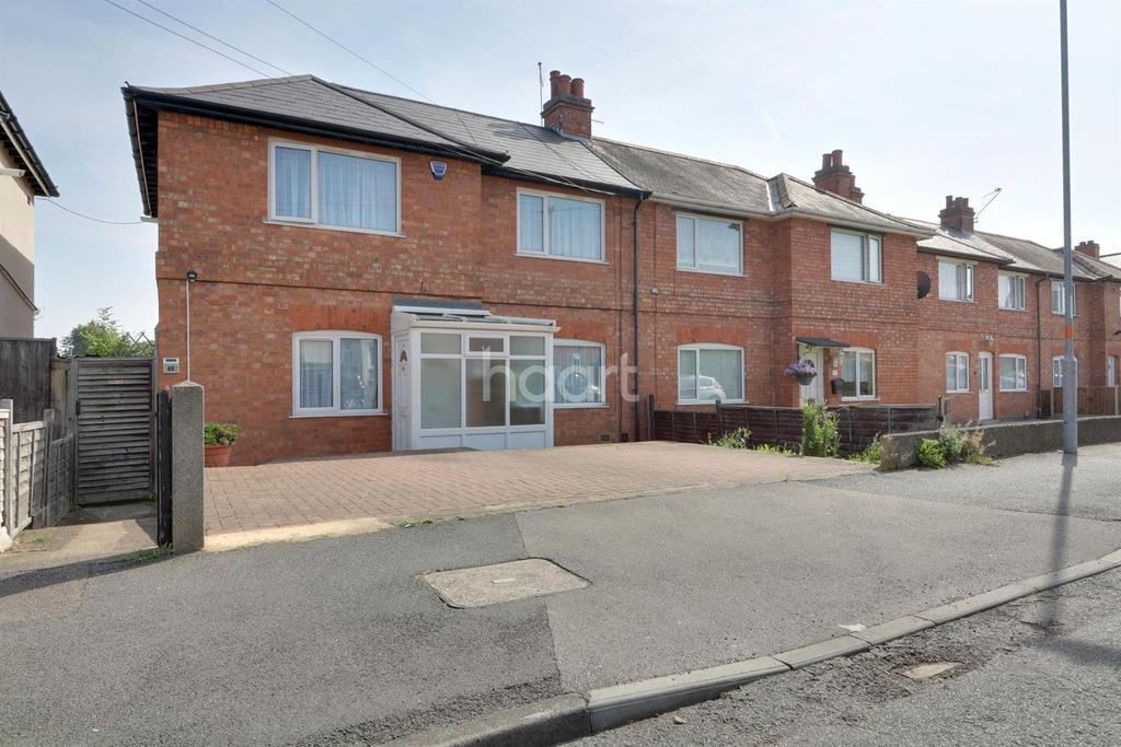 3 Bedrooms Semi Detached House for sale in Dallington Road, Northampton