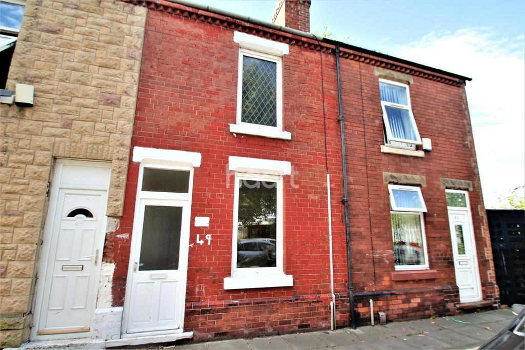 2 Bedrooms Terraced House for sale in Sheardown Street, Doncaster