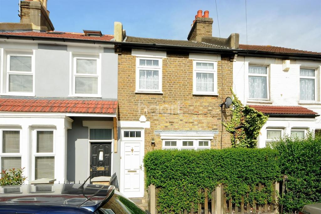 2 Bedrooms Terraced House for sale in Bridport Road, Thornton Heath, CR7