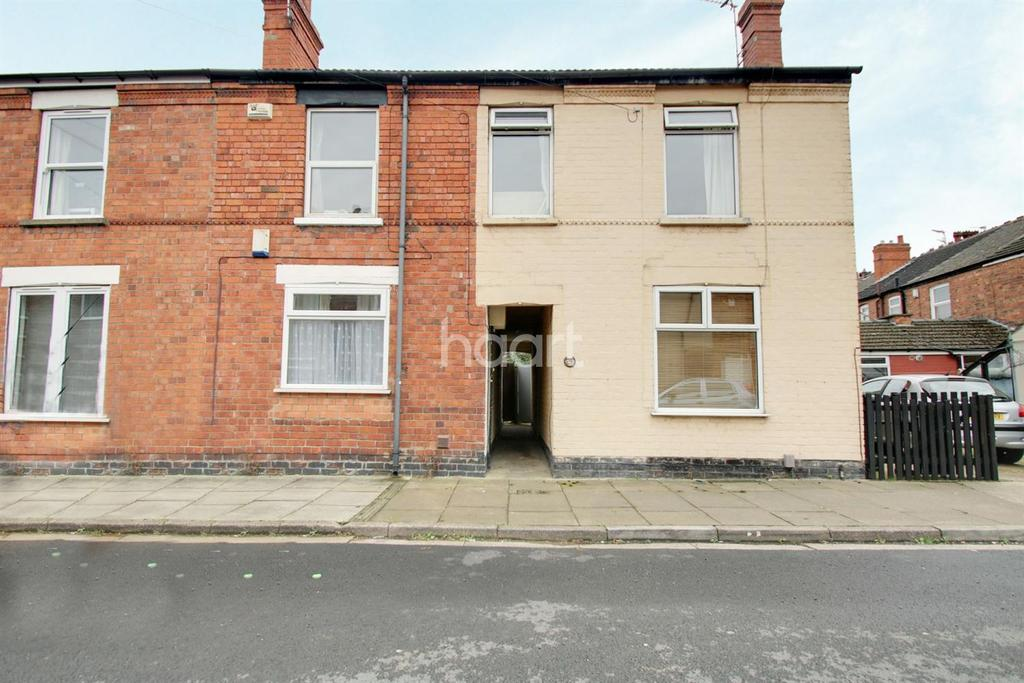 4 Bedrooms Terraced House for sale in Spital Street, Lincoln