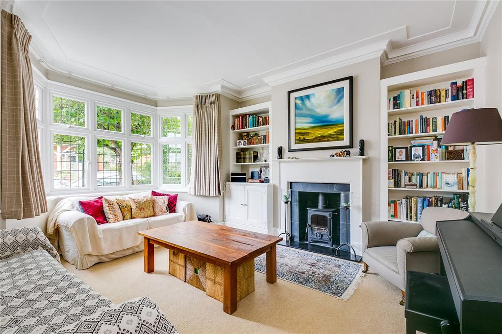 4 Bedrooms Semi Detached House for sale in Temple Sheen Road, East Sheen, London