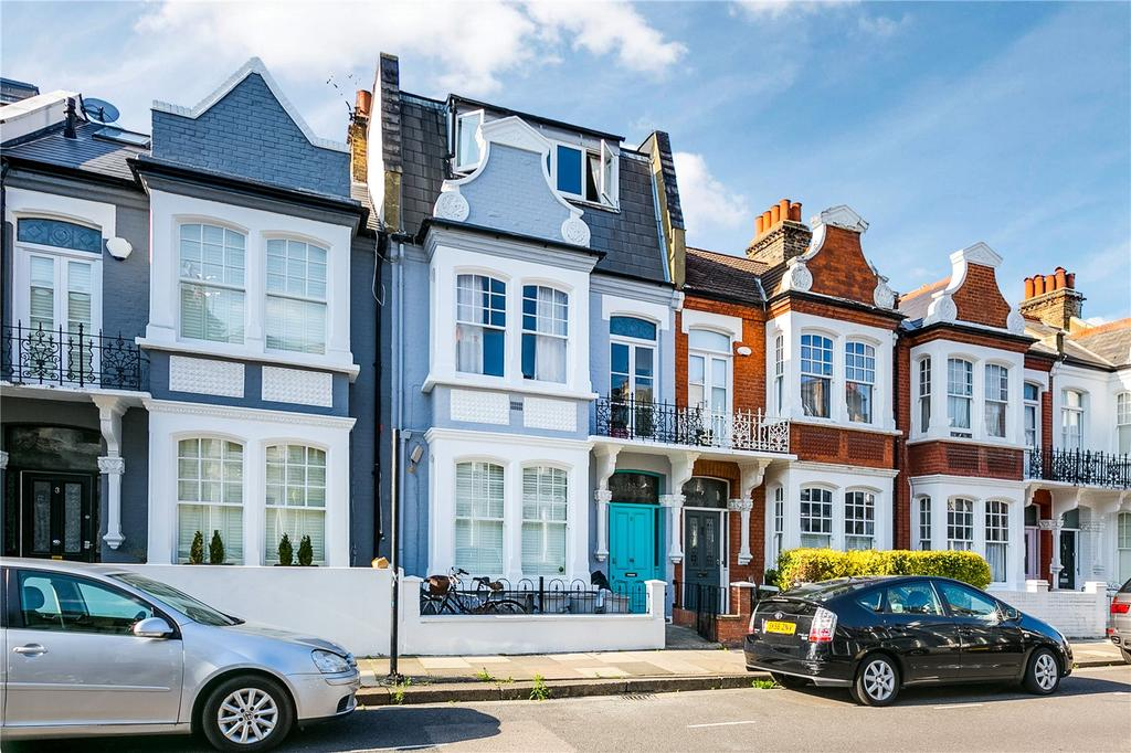 2 Bedrooms Flat for sale in Harbledown Road, Parsons Green, London