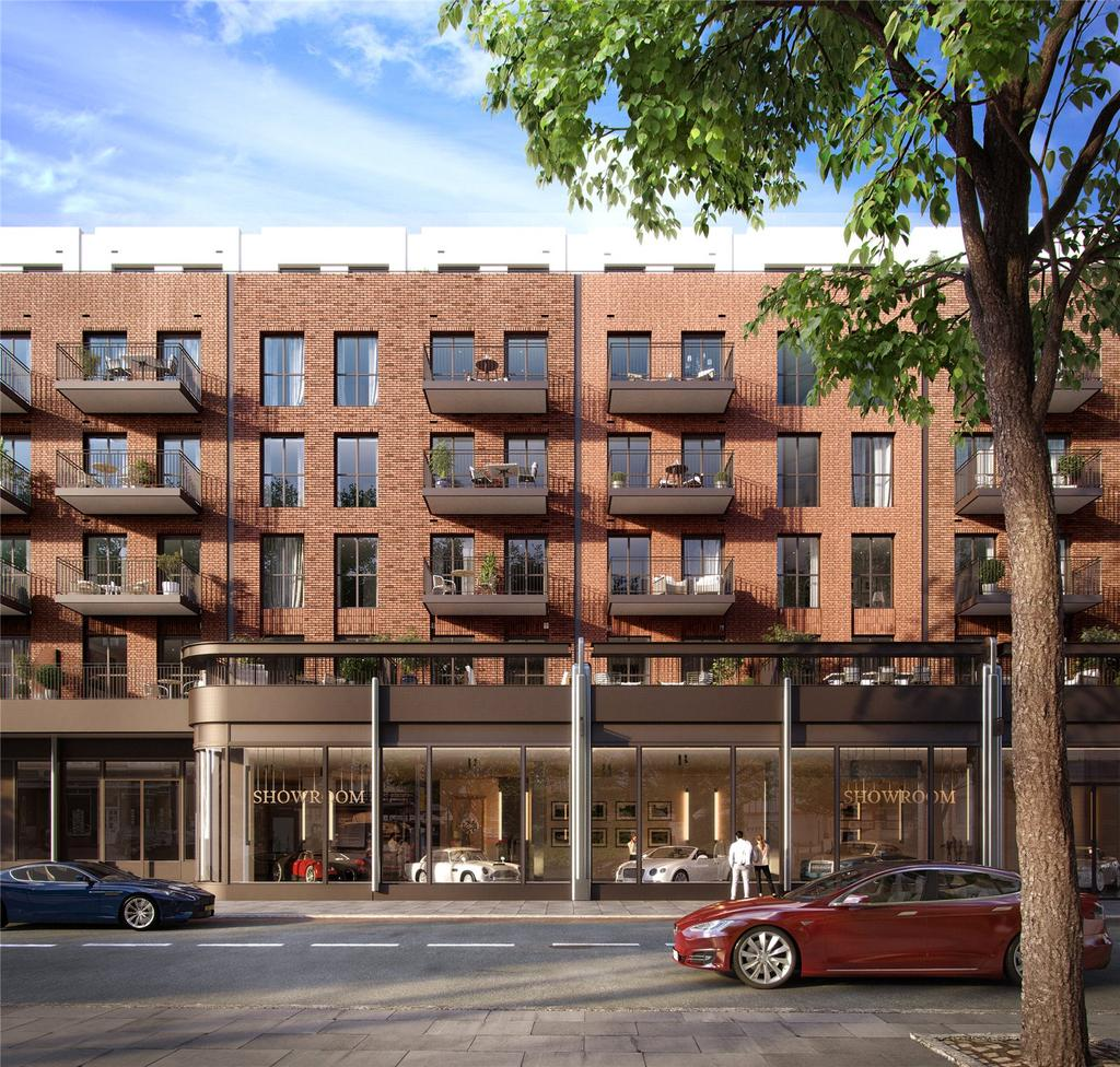 1 Bedroom Flat for sale in Lyons Place, Marylebone, London