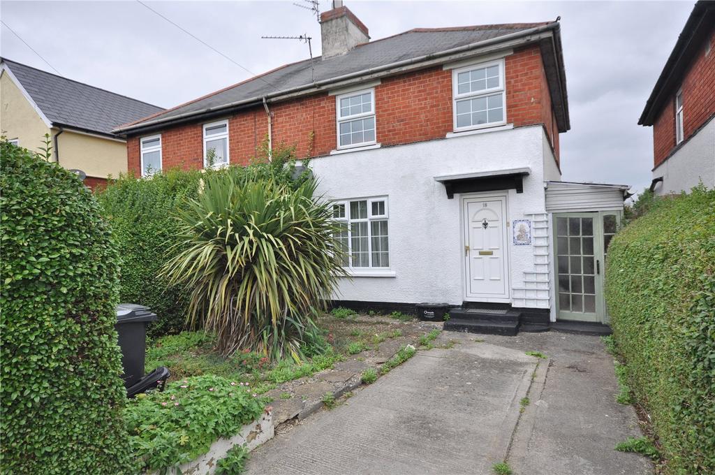 3 Bedrooms Semi Detached House for sale in Poplar Avenue, Pinehurst, Swindon, Wiltshire, SN2