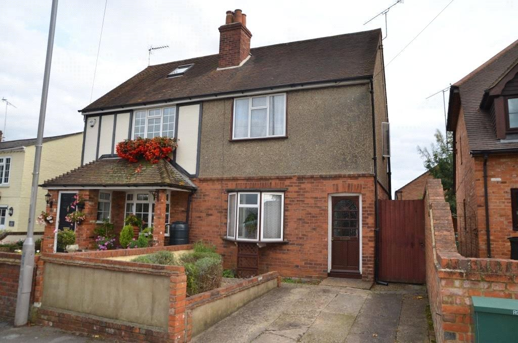 3 Bedrooms Semi Detached House for sale in Kentwood Hill, Tilehurst, Reading, Berkshire, RG31