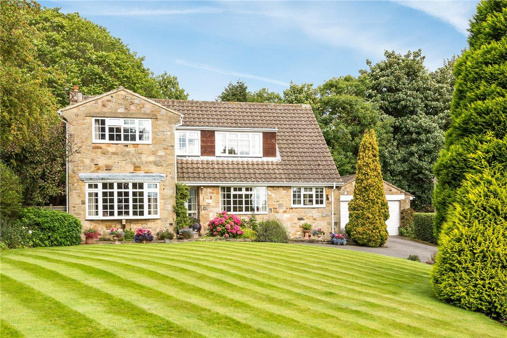 4 Bedrooms Detached House for sale in Beech Close, Farnham, Knaresborough, North Yorkshire