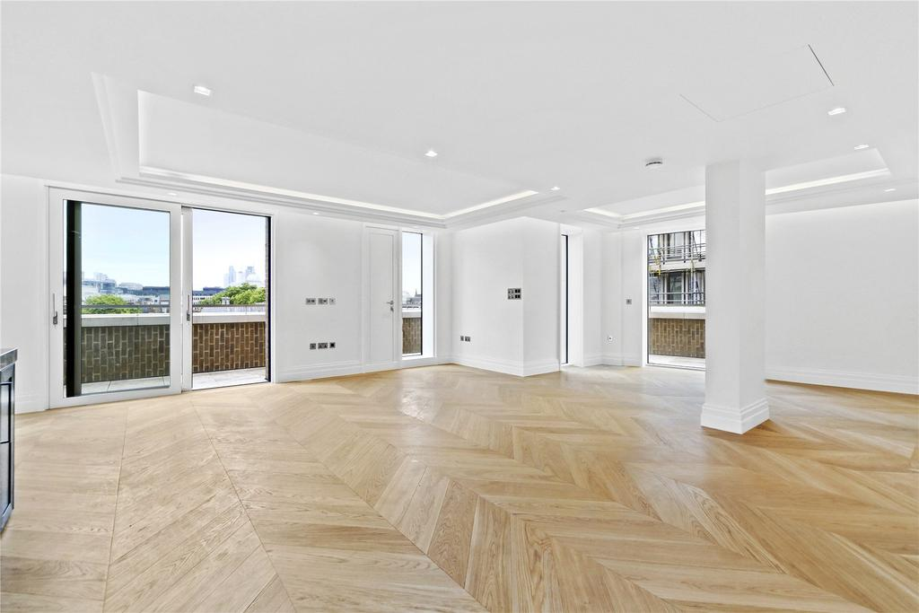 4 Bedrooms Flat for sale in Wren House, 190 Strand, London, WC2R