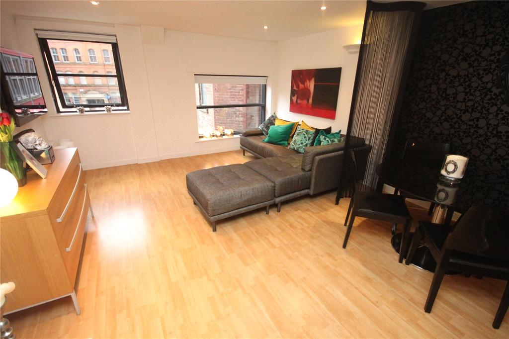 1 Bedroom Flat for sale in High Street, Northern Quarter, Manchester, Greater Manchester, M4