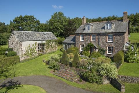 5 bedroom detached house for sale - West Anstey, South Molton, Devon, EX36